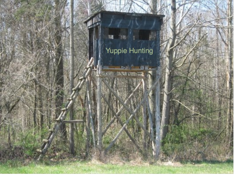 To Buy or Build Deer Hunting Blinds, That is The Question